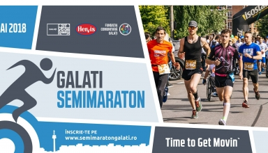 Semimaraton Galați