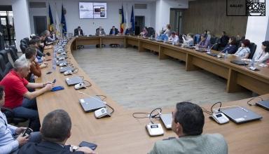 Conferinta Galati City App