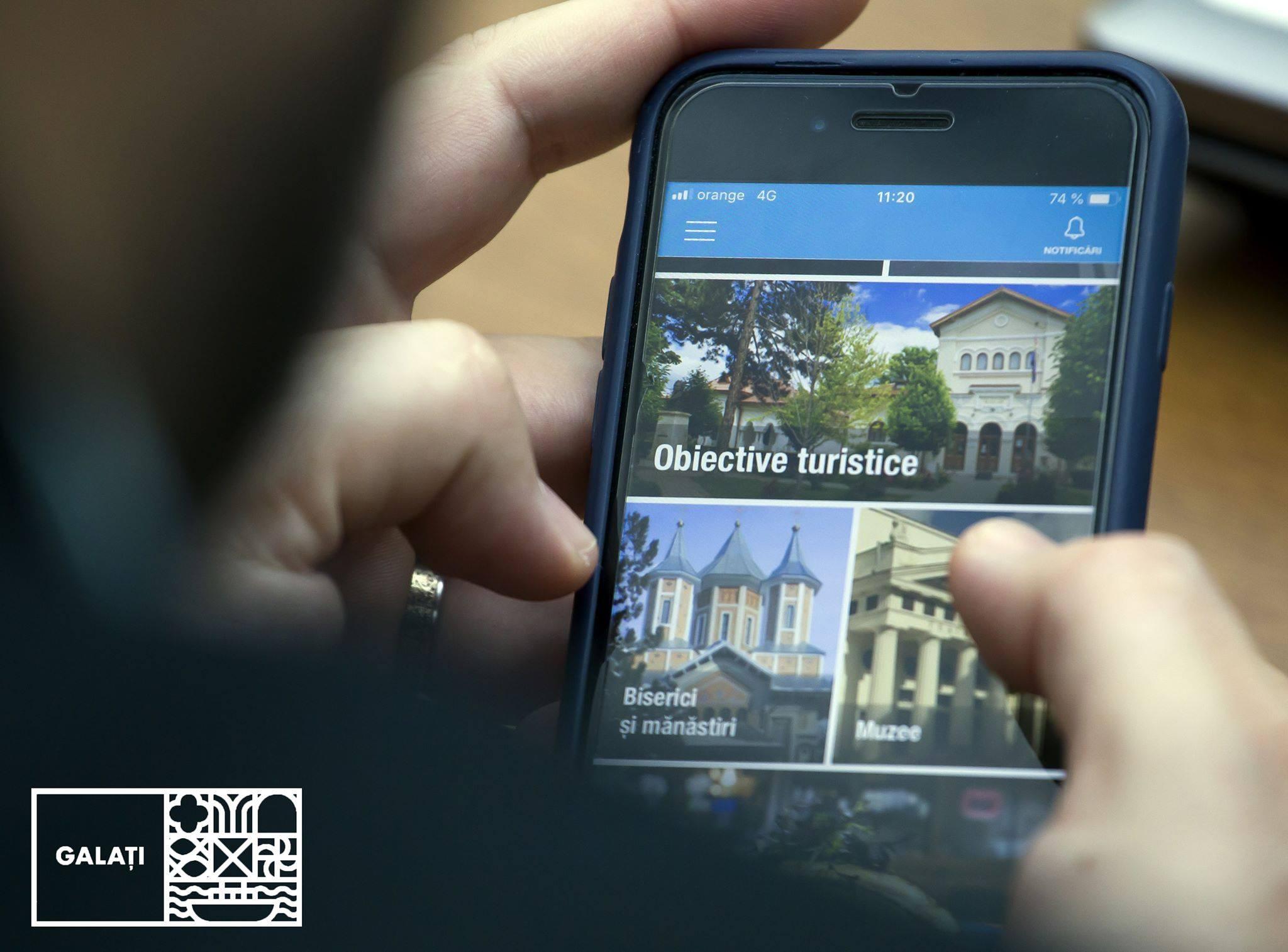 Galati City App